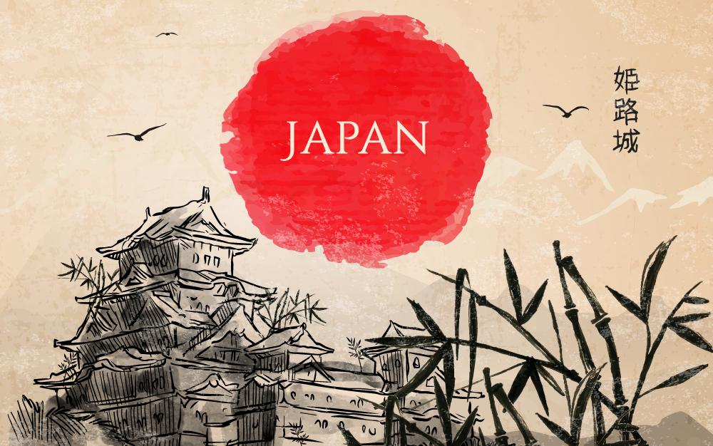 Японский язык: три алфавита и 50000 иероглифов
