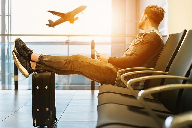 за границей самолет английские багаж
