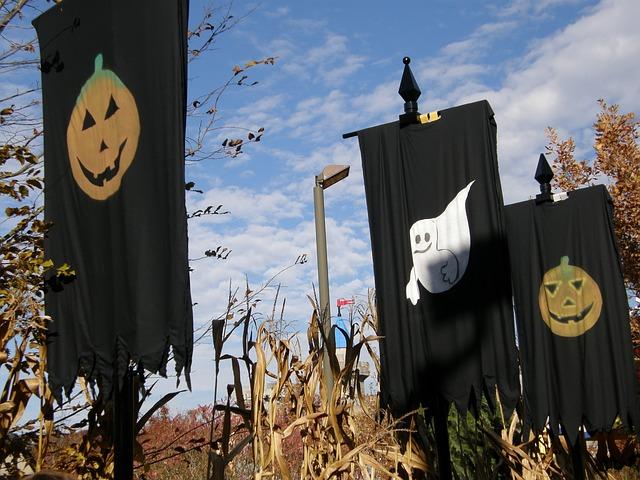 хэллоуин в разных странах вечеринки балы конфеты