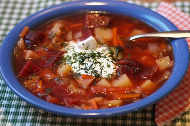 суп, день супа, английская идиома, устойчивые выражения, английский