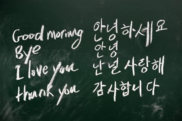 Корейский язык на Translate.ru и некоторые факты о нем