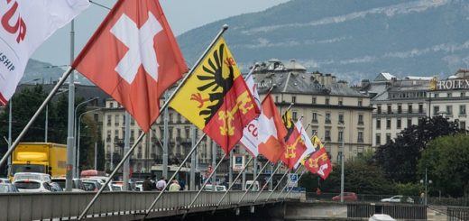 Эскалад, в Женеве, суп матушки Руайом, фестиваль, праздник